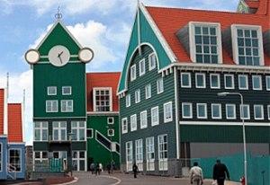 Gemeente zaandstadhuis